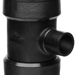 Køb +GF+ ELGEF Plus el tee reduceret 160 x 90 mm PN16 PE100-SDR11 | 78316161