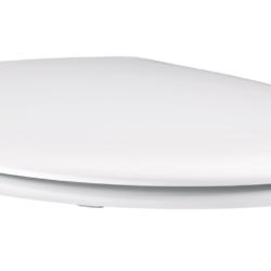 Køb GROHE Bau Ceramic toiletsæde med soft close og quick release | 614780100