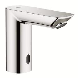 Køb GROHE BauCosmo E berøringsfrit håndvaskarmatur 6V uden blandingsbatteri S | 704148104
