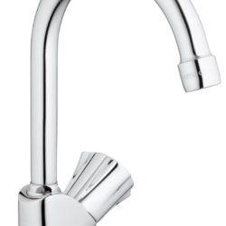 Køb GROHE Standhane til håndvask  costa L forkromet