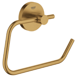 Køb GROHE Essentials toiletrulleholder børstet cool sunrise | 776454018