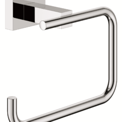 Køb GROHE  Essentials Cube toiletrulleholder | 776454554
