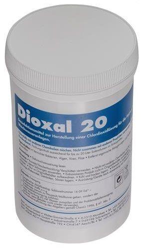 Køb BWT Dioxal 20 desinfektionspulver | 398841907