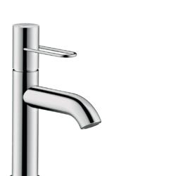 Køb AXOR Uno 100 håndvaskarmatur med bøjlegreb uden løft-op ventil krom | 701334104