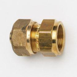 Køb Overgangs muffe kompression TA 28X1 PN10 | 045165028