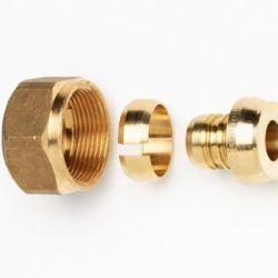 Køb Koblingssæt kompression TA 15X1/2 PN10 | 045179015