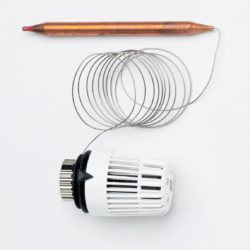 Køb TA termostat 2M TRV 300 40-70°C | 403414112