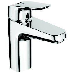 Køb Børma Ceraflex BlueStart håndvaskarmatur med push open bundventil krom   701407304