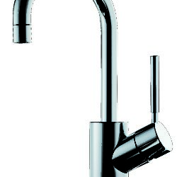 Køb Børma A5 Håndvaskarmatur krom med bundventil   701924104
