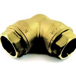 Køb Vinkel Isiflo 90° 25 mm   072220025