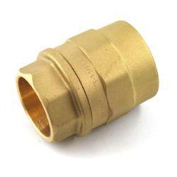 Køb Overgangsmuffe Isiflo 50 mm X 11/4   072262049