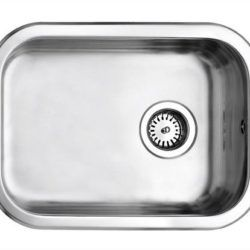 Køb Intra Juvel køkkenvask A480 480 x 340 mm rustfri stål | 681186100