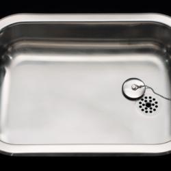 Køb Intra Juvel køkkenvask BA480HC 480 x 340 mm rustfri stål | 681207100
