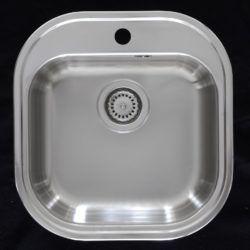 Køb Intra Juvel køkkenvask med armaturhul | 681227100