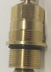 Køb KWC spindel til 2-greb storkøkkenarmatur | 716159014
