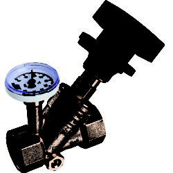 """Køb Kemper 1 1/4"""" Multi-Fix-Plus cirkulations- og reguleringsventil"""