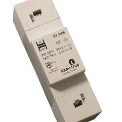 Køb Kamstrup DIN-skinne 230VAC/24VAC Trafo | 980418118