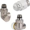 Køb Kriss Corner projekt ventilsæt med termostat højre | 330887600