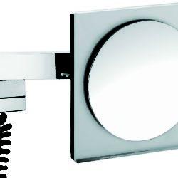 Køb Kriss Athena kosmetikspejl med LED lys Ø:180 mm | 771667110