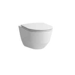 Køb Laufen Pro Rimless hængeskål inkl. slim sæde med softclose