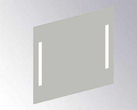 Køb Laufen ARTE spejl  60 x 65 cm med LED lys | 771996060
