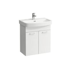 Køb Laufen Kompas møbelpakke 60 cm med 2 låger hvid | 782298220
