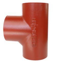 Køb SML Støbejernsgrenrør 100X50 mm 88° | 150721397