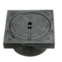 Køb Karm/dæksel PN32SL/D Ø315 mm 12