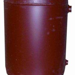 Køb Ekspansions beholder cylindrisk 50L malet stål
