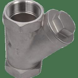 Køb Kontraventil med fjeder rustfri CF8M 3/4