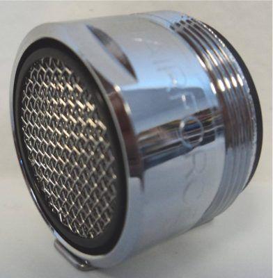 Køb Luftblander M28 med m-si udvendig forkromet   744908028