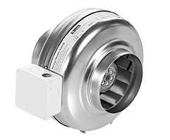 Køb Lindab Kanalventilator 230V CBU C 125 | 357864125