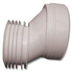 Køb Toilettilslutning excentrisk 40 mm | 617854236