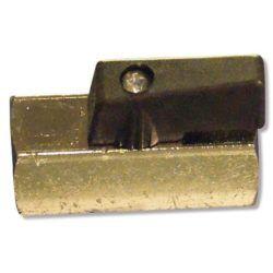 "Køb Mini kuglehane muffe/muffe 1/4"" med rustfri skrue"