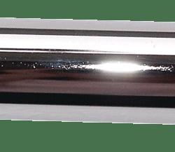 Køb Afløbsrør forkromet 32 x 200 mm med krave | 750109200