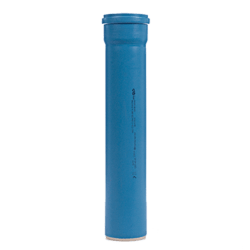 Køb Dblue Ø75 mm X 500 mm Rør Med Muffe   183313075