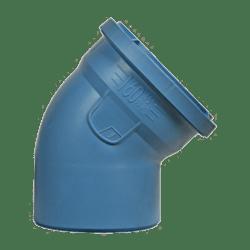 Køb Dblue Ø90 mm X 15° Bøjning   183324090