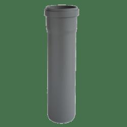 Køb Ht-Pp (Amax Pro) Ø75 mm X 500 mm grå afløbsrør | 186024050