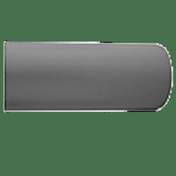 Køb Ht-Pp (Amax Pro) Ø110 mm X 5000 mm grå afløbsrør   186057500