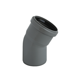 Køb Ht-Pp (Amax Pro) Ø110 mm X 30° Grå Bøjning   186164110