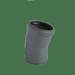Køb Ht-Pp (Amax Pro) Ø110 mm X 15° Grå Bøjning   186174110