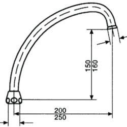 Køb Neoperl svingtud prio flex universal J 200 mm 3/4 omløber | 728019820