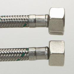Køb Neoperl tilslutningsslange rustfri 1/2LX1/2L 400 mm | 744600224