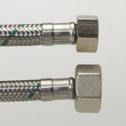 Køb Neoperl tilslutningsslange rustfri 3/8LX1/2L 400 mm