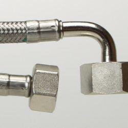 Køb Neoperl tilslutningsslange 1/2LX3/4V 2000 mm