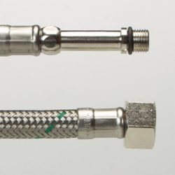Køb Neoperl tilslutningsslange M10X3/8L 400 mm