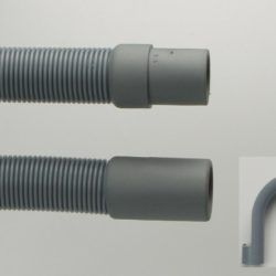 Køb Neoperl afløbsslange h-flex 19 mm X 22 mm 1