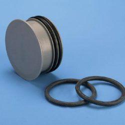 Køb 110 mm WAFIX PP Prop for rørspids grå | 186524110
