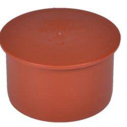 Køb 110 mm prop Wafix PP rød | 195077110
