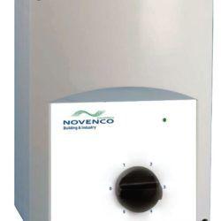Køb Novenco regulator 5-trin med afbr 1